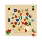 Triama Puzzles: Blumen, ab 3 Jahre