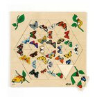 Triama Puzzles: Schmetterlinge, ab 3 Jahre  (solange der Vorrat reicht)