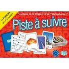 Piste à suivre, Lernspiel Französisch