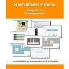 Fresh Minder 4 Home Software, 1-Platz Lizenz - Übungen 30-37 auf CD-Rom