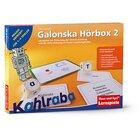 Galonska Hörbox 2, Lernspiele, ab 6 Jahre
