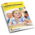 294 Lesetests in Deutsch, Heft, 4. Klasse
