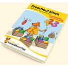 733 Preschool block - Numbers and quantities, 5 years and up, A5-Block