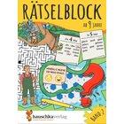 640 Rätselblock ab 9 Jahre, Band 2, A5-Block