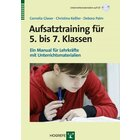 Aufsatztraining für 5. – 7. Klassen, Buch inkl. CD