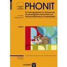 PHONIT Übungsprogramm, Manual inkl. CD, 1.-4. Klasse