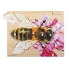 Holz-Puzzle Biene mit großen Griffen, ab 2 Jahre