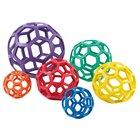 RubberFlex Grabballs 6er Set 9cm