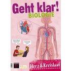 Geht klar! Biologie - Herz & Kreislauf, Heft, Sekundarstufe