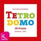 Tetrodomo 3D-Puzzle, Lernspiel, 1.-4. Klasse