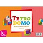 Tetrodomo: Kartei Würfel und Fantasiefiguren, ab 5 Jahre