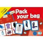 Pack your bag, Lernspiel Englisch