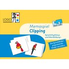 Kon-Lab Memospiel Clipping, 0-6 Jahre