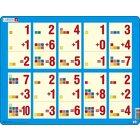 Larsen Lernpuzzle Addition 1-10, ab 4 Jahre