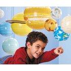 Sonnensystem, aufblasbare Modelle, 3-10 Jahre