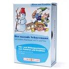 BigCards Der rasende Schneemann, Kartensatz, ab 5 Jahre