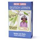 Deutsch lernen: Verben mit Dativ, Artikel richtig beugen
