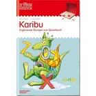 LÜK Karibu - Ergänzende Übungen zum Sprachbuch, Heft,  2. Klasse