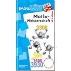 miniLÜK Mathe-Meisterschaft ab 4. Klasse
