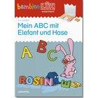 bambinoLÜK Mein ABC mit Elefant und Hase, 3-5 Jahre