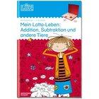 miniLÜK - Mein Lotta-Leben: Ausgerechnet Mathe!, Übungsheft, 2. Klasse