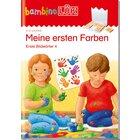 bambinoLÜK Meine ersten Farben, Erste Bildwörter 4, 2-3 Jahre