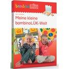 bambinoLÜK Set Meine kleine Welt, Heft inkl. Kontrollgerät, ab 2 Jahre