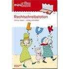 miniLÜK Rechtschreibstation, Heft, 1.-2. Klasse