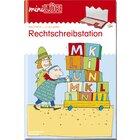 miniLÜK Rechtschreibstation, Heft, 2. Klasse