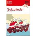 LÜK Grammatik GS-Satzglieder, Heft, 3.-4. Klasse