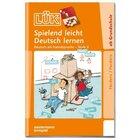 LÜK Spielend leicht Deutsch lernen 3, Übungsheft, 1.-4. Klasse