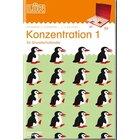 LÜK Konzentration 1, 1.-4. Klasse