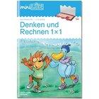 miniLÜK Denken und Rechnen 1x1, Heft, 2. Klasse