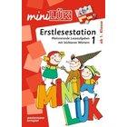 miniLÜK Erstlesestation 1, Heft, 1. Klasse