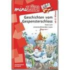 miniLÜK Geschichten vom Gespensterschloss, Heft, 2.-3. Klasse