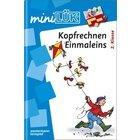 miniLÜK Kopfrechnen Einmaleins, Heft, 2.-4. Klasse