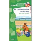 miniLÜK Vorschulolympiade mit der Maus 1, Heft, 4-6 Jahre