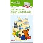 miniLÜK Mit der Maus durch Deutschland, Heft, 5-6 Jahre
