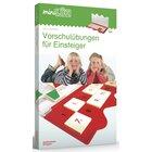 miniLÜK Set Vorschulübungen für Einsteiger, Heft und Lösungsgerät, ab 5 Jahre