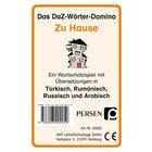 Das DaZ-Wörter-Domino: Zu Hause, Kartenspiel, 1.-4. Klasse