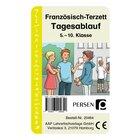 Französisch-Terzett: Tagesablauf, Buch, 5. bis 10. Klasse