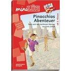 miniLÜK Pinocchios Abenteuer, 2.-4. Klasse