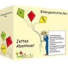 Jettes Abenteuer K, G, CH2,  Bildergeschichtenbox, ab 4 Jahre