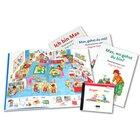 MAX-Wimmelbücher (alle 3) mit Max-CD - im Paket, ab 2 Jahre