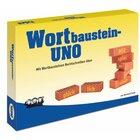 Wortbaustein-UNO, Spielkarten, ab 8 Jahre