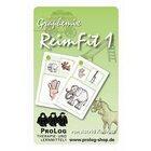 ReimFit 1 - Graphemix, Kartenspiel, ab 4 Jahre