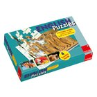 English Puzzles - food and meals, body, health and family, 8-12 Jahre