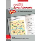 miniLÜK-Sprachtherapie - Hirnfunktionstraining, Heft 6, ab 16 Jahre