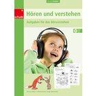 Hören und verstehen 3, Kopiervorlagen inkl. CD, 2.-3. Schuljahr