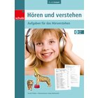 Hören und Verstehen 6, Kopiervorlagen inkl. CD, 5.-6. Klasse